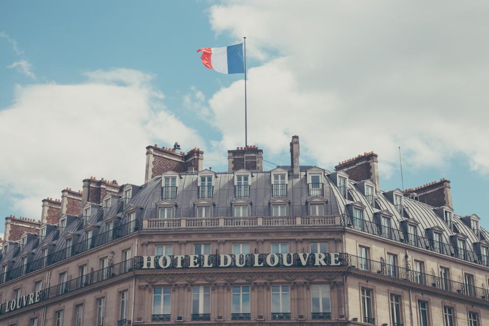 La foto di un hotel su un profilo trivago