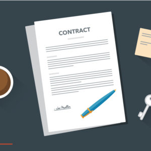 A Contract between Wholesalers and Hoteliers