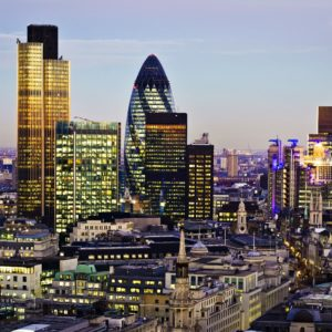 Skyline di Londra