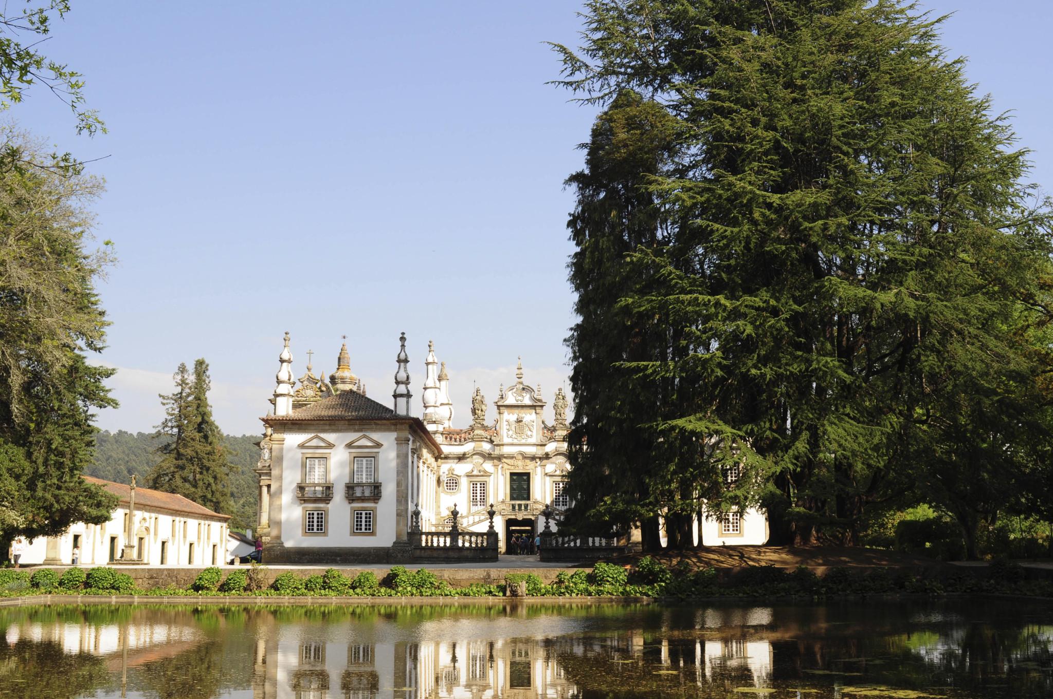 Mateus wineyard in Portugal