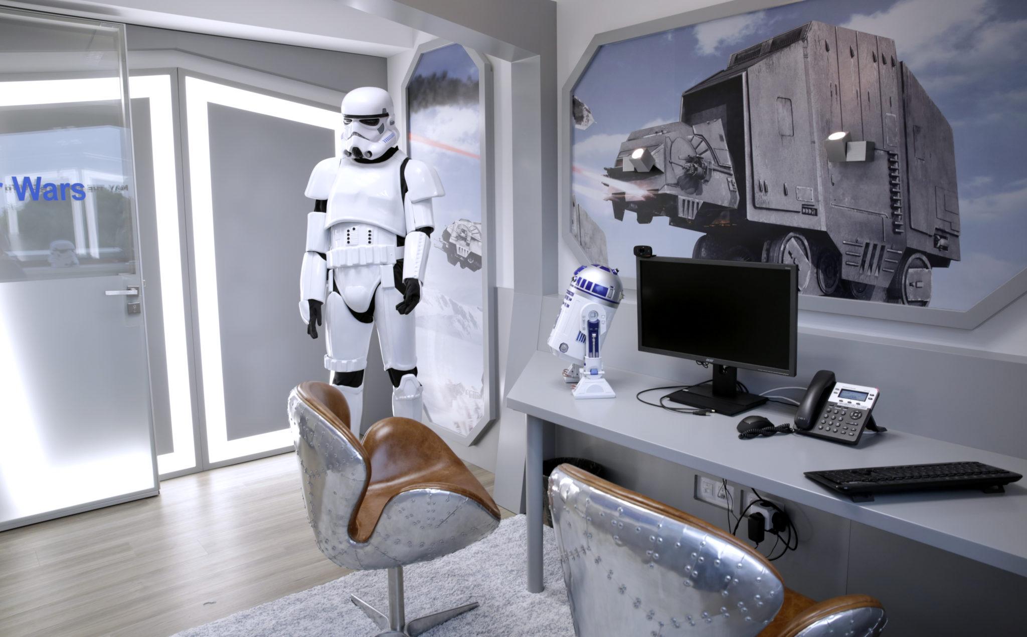 Sala Star Wars trivago