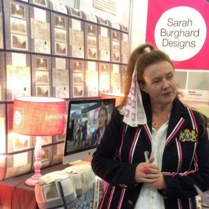 Sarah Burghard of Sarah Burghard Designs
