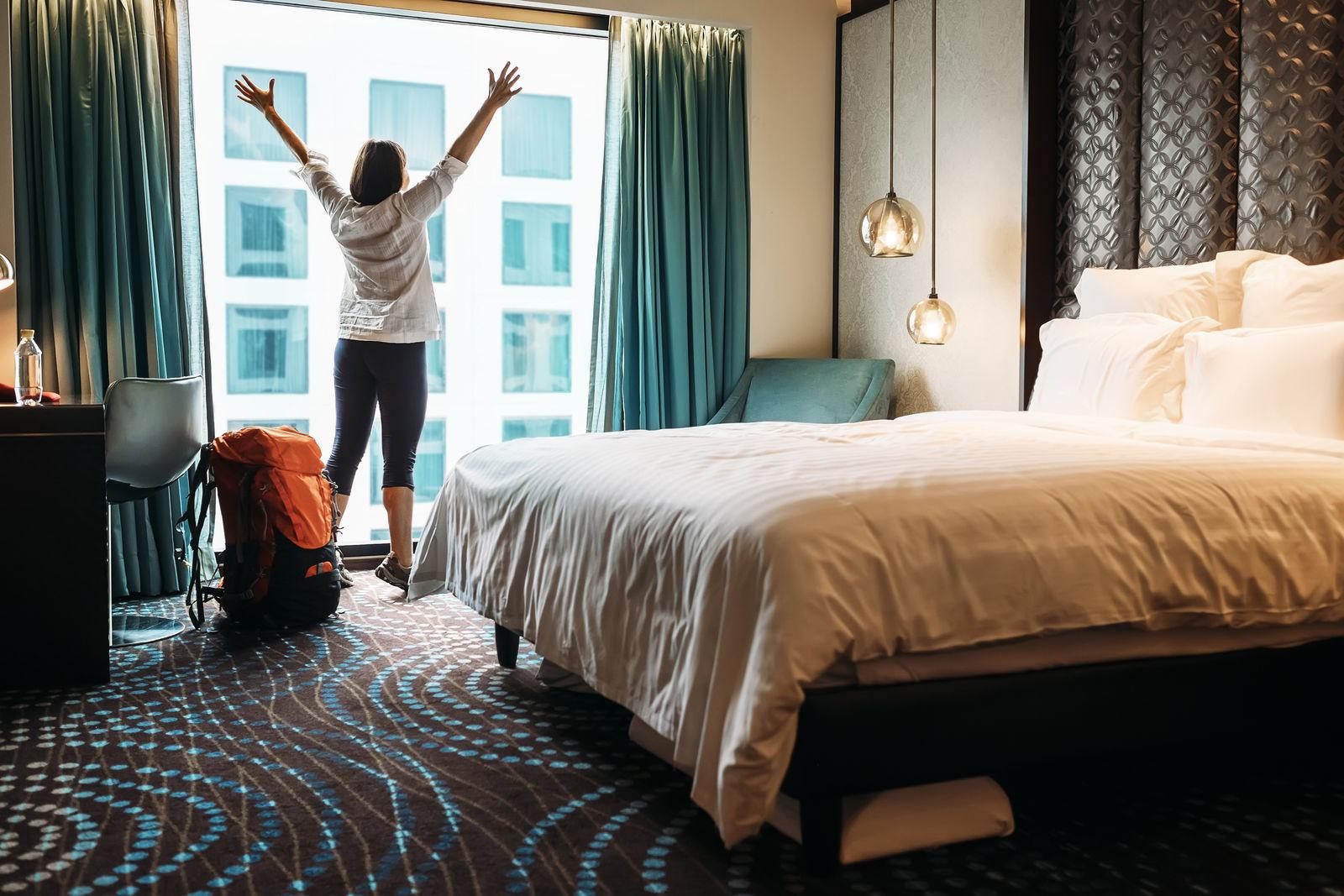 Ένα παράδειγμα ιστοσελίδας ξενοδοχείου που προσελκύει κρατήσεις