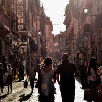 Una destinazione turistica in Italia