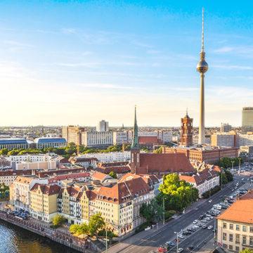 ITB Berlin 2017 – Brandenburger Tor am Abend