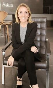 Elena Nabau, Directora del Hotel Atton Las Condes