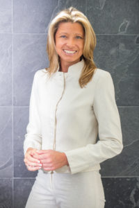 Estela Sebeto, Directora del Hotel Ritz-Carlton
