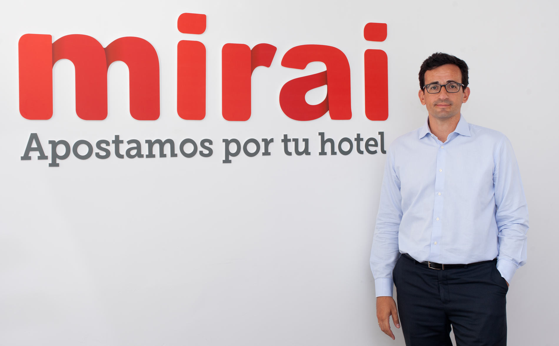 Ceo of connectivity provider mirai on trivago express booking stopboris Images