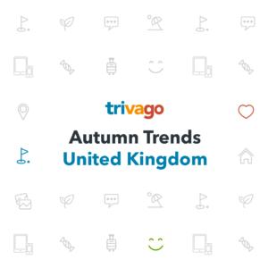 Title image for trivago Autumn Trends united kingdom