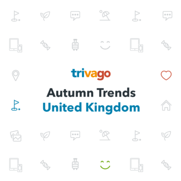 Title image for trivago Autumn Trends united kingdom