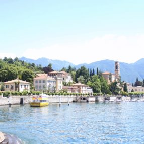 hotels on Lake Como