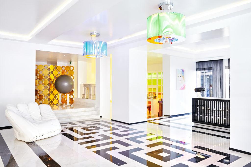 Εικόνα από το Pallas Athena Grecotel καλύτερα αξιολογημένο ξενοδοχείο προτιμώμενων αλυσίδων στην Ελλάδα