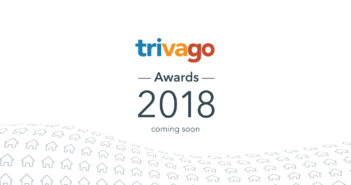 "A graphic of the trivago Awards 2018 logo with the text ""coming soon"""