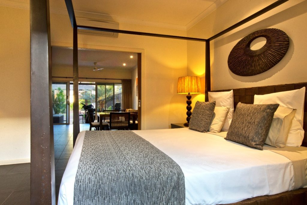 Hotel room of Mantra Frangipani Groom in Australia