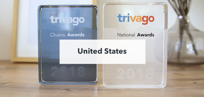 trivago Awards 2018 US