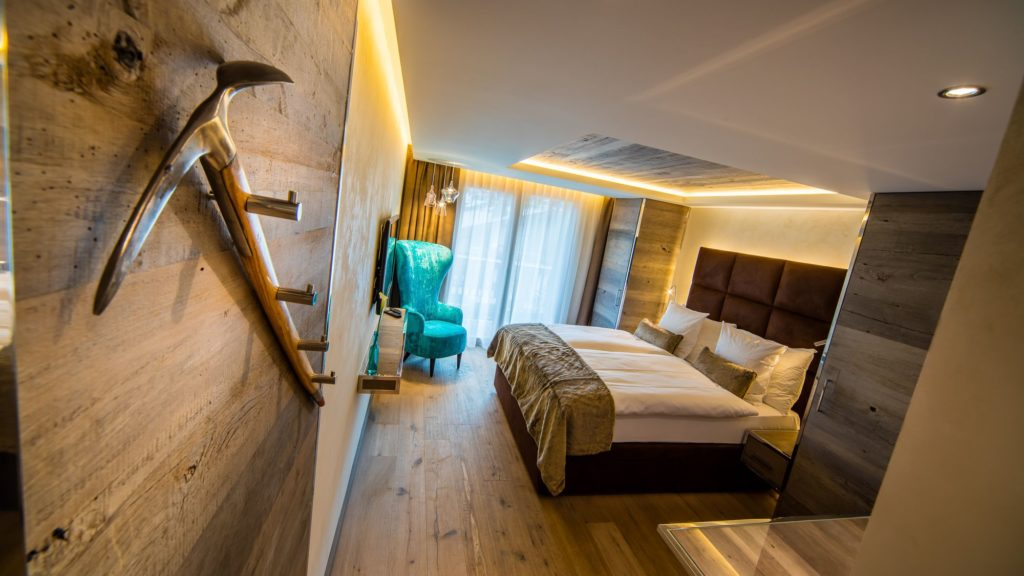 Zimmer Gewinnerhotel Bellerive
