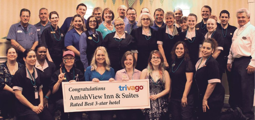 Amish View Inn & Suites team