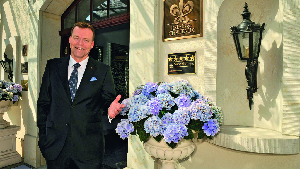 Hoteldirektor Gewinnerhotel trivago Awards 5-Sterne