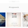 Kostprobe von #trivagoAwards Fotos auf Instagram