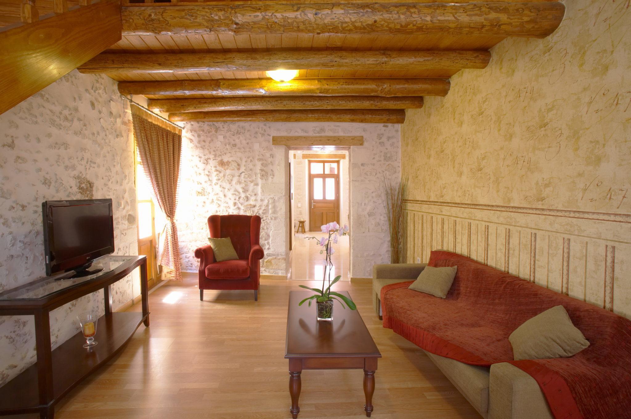Εικόνα από δωμάτιο του καταλύματος Casa Moazzo