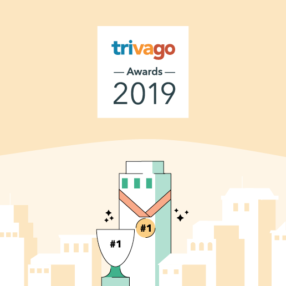 Illustrazione dei trivago Awards 2019