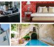 una selección de imágenes destacadas de artículos sobre la industria hotelera en 2018