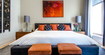 hotel room in 2019