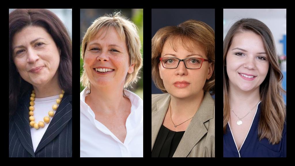 Φωτογραφίες γυναικών ηγέτιδων στον κλάδο της φιλοξενίας