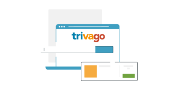 Registering on trivago Business Studio for free