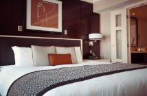 Ένα δωμάτιο ξενοδοχείου